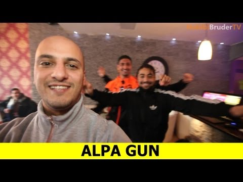 NR. 02 - ALPA GUN FEAT. KC REBELL, KAY ONE, SUMMER CEM, HAFTBEFEHL, HITLER, PA SPORTS (PARODIE)