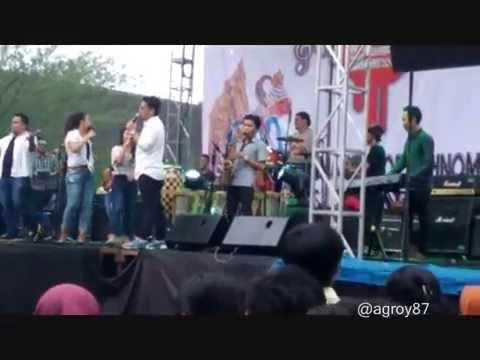 Acara Konser Ethno's Grand Stage Universitas Sumatera Utara