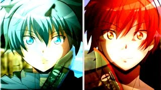 Assassination Classroom 2 (Team Nagisa vs Team Karma) ~ AMV ~Can