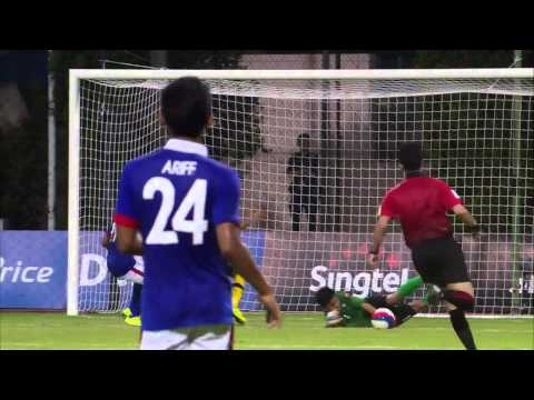 Football Brunei vs Malaysia Full Match Highlights   28th SEA Games Singapore 2015 720p