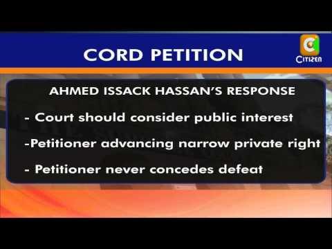 IEBC Response To Petition