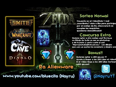 Sorteo/Concurso Ra Alienware v1