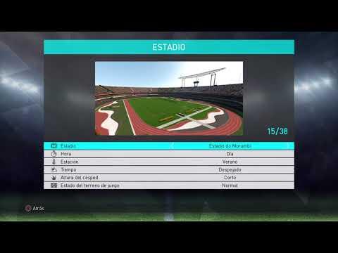 Estadios PES 2018 - Final Version