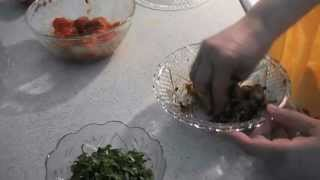 How to make tomato bhorta