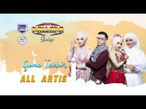 Download All Artis New Pallapa - Gema Takbir  Mp4 baru