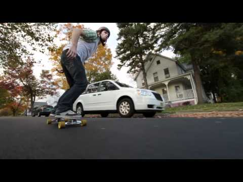 Longboarding Apex