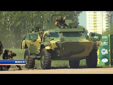 MILEX-2017: какими достижениями военпрома удивили белорусы