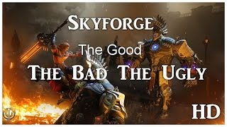 Skyforge Review - The Good bad and Ugly