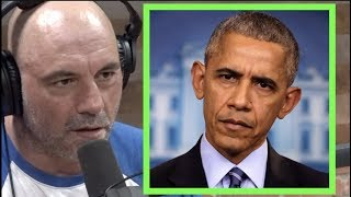 Joe Rogan | People Have Trouble with Obama Wanting Secure Borders
