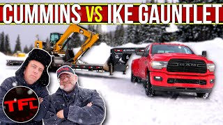 Does the 2020 Ram 3500 Cummins Out-tow Ford and GM on the World's Toughest Towing Test?