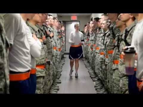 Air Force Officer Training School Class 13-05 video