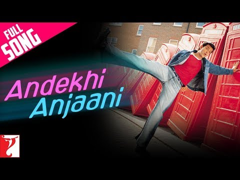 Andekhi Anjani Si  - Song - Mujhse Dosti Karoge video