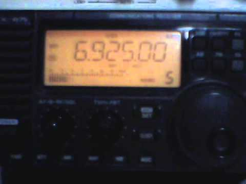 Red Mercury Labs, shortwave pirate radio station on air 4/8/13