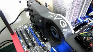 NVIDIA GTX 560 Ti vs 8800 GTX Crysis Image Quality & Benchmark Linus Tech Tips