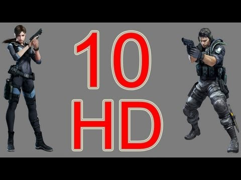 Resident Evil Revelations Walkthrough part 10 HD Consoles Version let's play PS3 XBOX PC