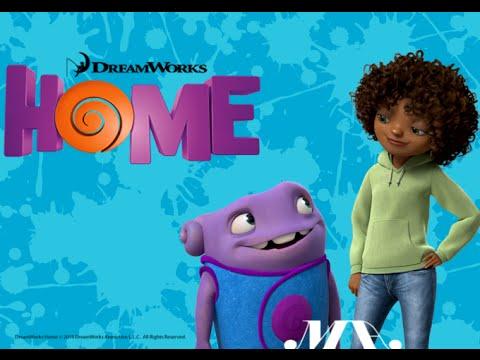 Home:No hay lugar como el hogar - Buen entretenimiento infantil - Análisis.