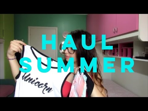 TRY SUMMER HAUL 2016 || It's Arianna #1