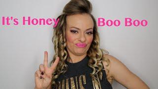 Gloss + Dirt: Honey Boo Boo Halloween Tutorial