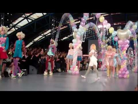 Meadham Kirchhoff S/S 12 London Fashion Week: FULL SHOW!