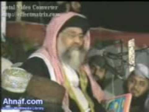 Allama Ali Sher Hadri Shaheed video