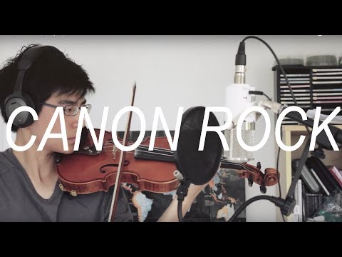 Canon Rock (jerry C) - David Choi Violin Cover video