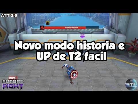 ATT 3.6 : Novo modo História e T2 IZI - Sneak Peek #2 - MARVEL Future Future Fight