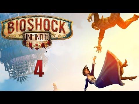 BioShock Infinite прохождение с Карном. Часть 4