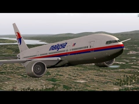 What really happened to Malaysia Airlines Flight 370: gta verison