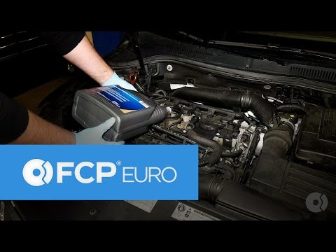 Audi VW DIY Oil Change - 2.0L TSI (Volkswagen CC)   FCP Euro