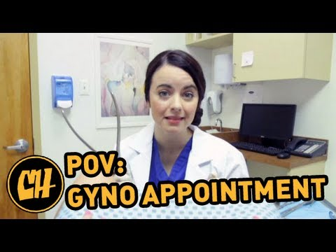 Pov: What Every Girl Sees At A Gyno Appointment video