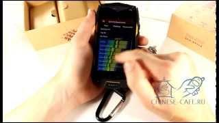 Видеообзор ударопрочного водонепроницаемого смартфона Mann Zug 3 IP68