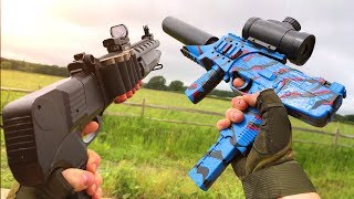 Airsoft War: Gun Game 2.0 First Person Shooter (FPS) In Real Life