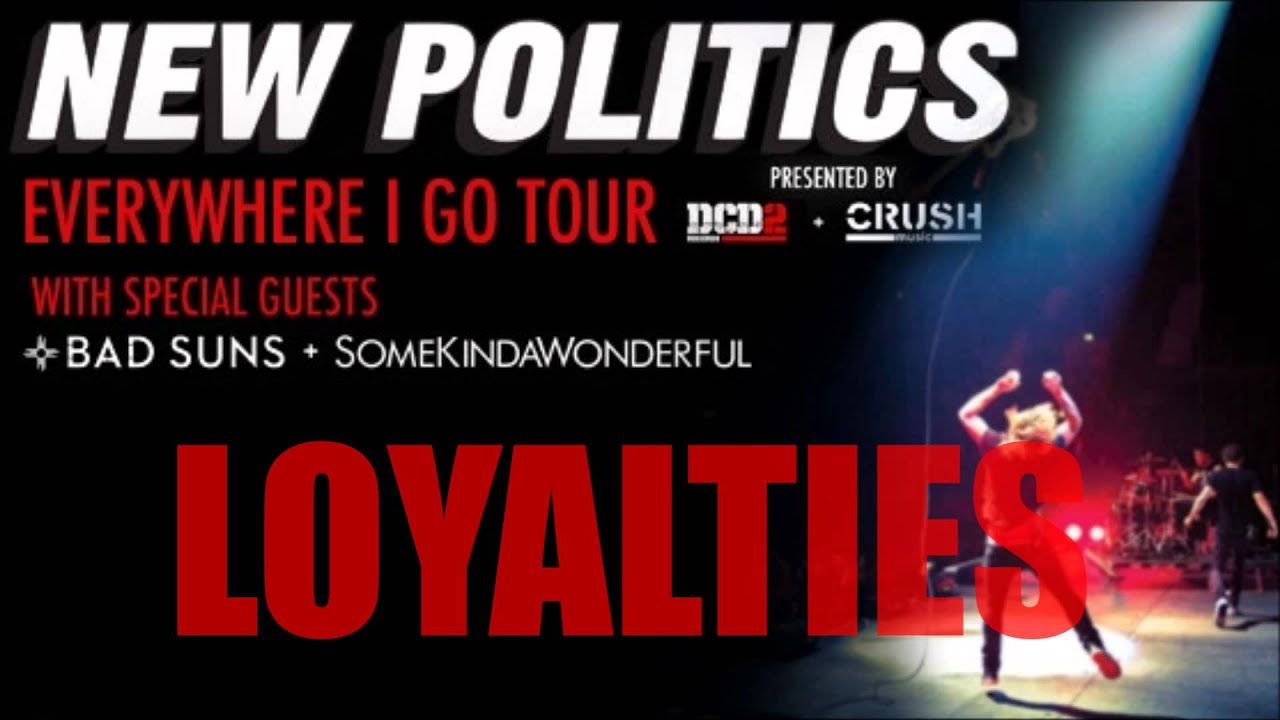 Politics Everywhere Quotes New Politics Loyalties