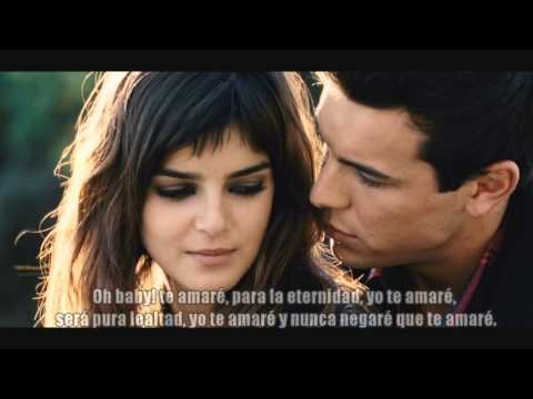 Marc Anthony - Te Amare ( Letra )