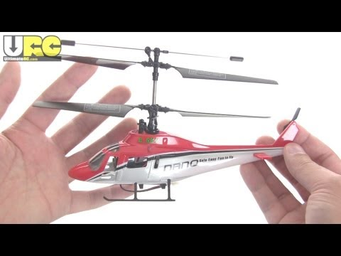 ESky Nano Review - 4ch micro coaxial RC helicopter