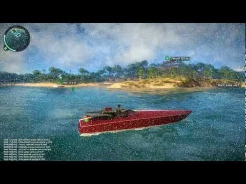 Just Cause 2 - Mod Multplayer