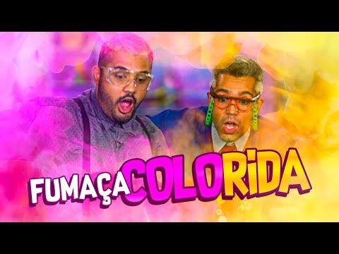 COMO FAZER FUMAÇA MÁGICA - LABORATÓRIO MALUCO thumbnail