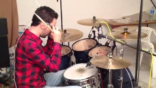 Infected Mushroom (Drum cover by Ozyi)