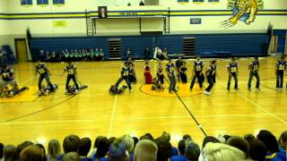 Humboldt High School Gangnam Style