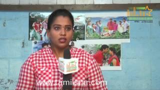 Emona Naidu At Pathani Movie Team Interview