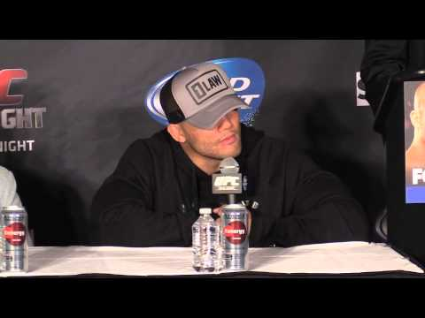 Robbie Lawler on Johny Hendricks I Just Need to Take the Fight to Him