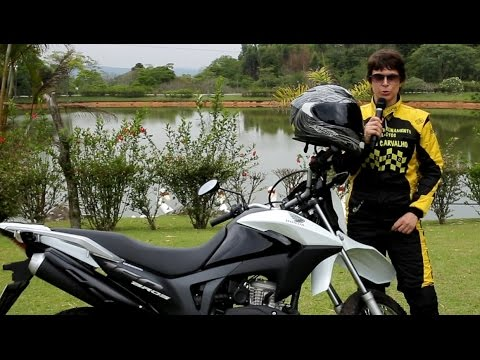 Apresentação completa da nova moto da Honda. a NXR Bros 160
