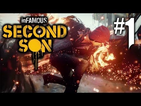 Infamous Second Son - Playthrough #1 [FR]