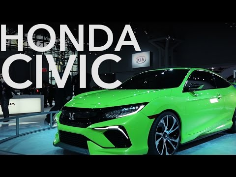 Honda Civic Concept focuses on performance, style | Consumer Reports