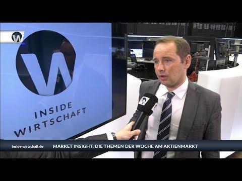 """Market Insight: """"Dax mit Dreifachboden - es geht weiter nach oben bis Rekordhoch"""""""