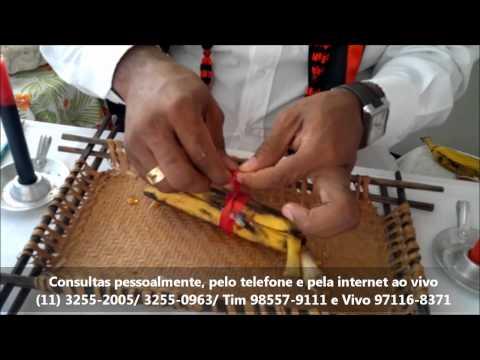 Simpatia da banana da terra - Amarração (11) 3255-2005.