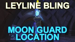 Moon Guard Leyline Location - Leyline Bling WoW