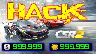 CSR Racing 2 hack - how to hack csr racing 2 - free gold and cash