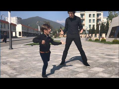 Ребенок Танцует Очень Красиво 2018 Новая Чеченская Четкая Лезгинка Assa Group ALISHKA ELCHIN