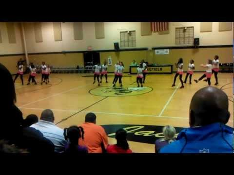 SMS Dance Team -Middle School